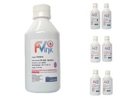 1 Frasco - Tinta Corante SENSIENT - IJD 6600 + 95XX - Disponível em 4 cores